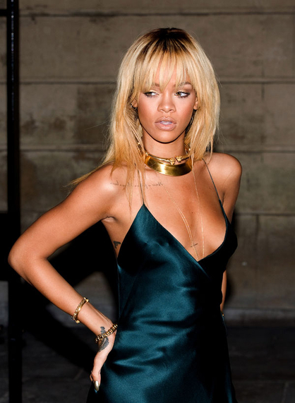 MTV EMA 2012: los nominados a Mejor Look! - RIHANNA